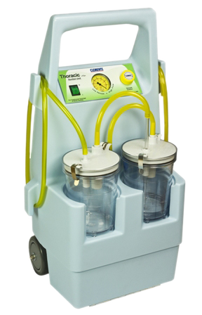 Thoracic Low Suction Pump