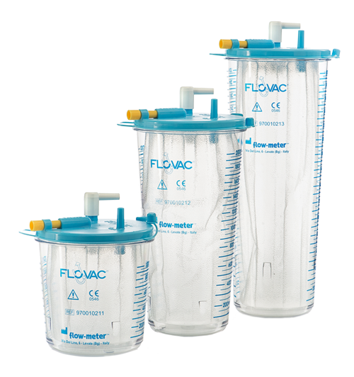 3L Disposable Liner Canister for Mobile Pumps